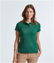 Russell Ladies Classic Poly/Cotton Piqué Polo Shirt