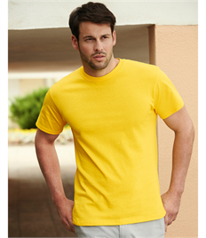 Fruit Of The Loom Men's Heavy T-Shirt
