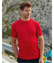 FOTL Fruit Of The Loom Mens Performance T