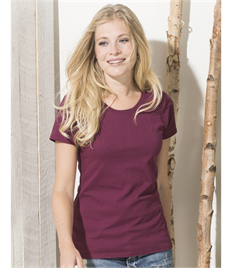 Fruit of the Loom Ladies Ringspun Premium Tee