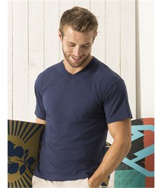 Fruit of the Loom Mens Original V Neck Tee