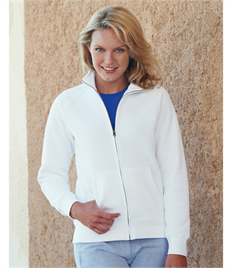 Fruit of the Loom Lady-Fit Sweat Jacket