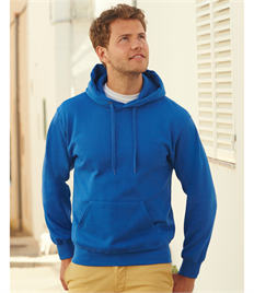 Fruit of the Loom Mens Premium Hooded Sweat
