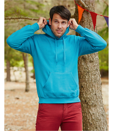 Fruit Of The Loom Men's Classic Hooded Sweat