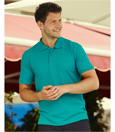 Fruit Of The Loom 65/35 Pique Polo