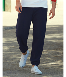 Fruit Of The Loom Men's Premium Elasticated Cuff Jog Pants