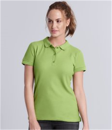 Gildan Ladies Premium Cotton® Double Piqué Polo Shirt