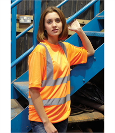 Hi-Vis Short Sleeve T-Shirt
