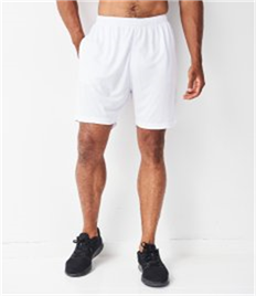AWDis Just Cool Mesh Lined Shorts