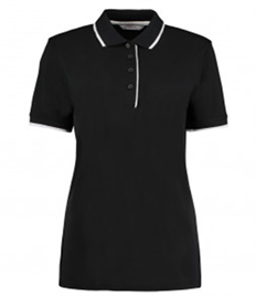 Kustom Kit Ladies Essential Poly/Cotton Piqué Polo Shirt