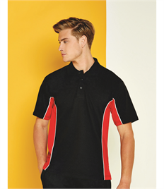 Gamegear Men' Track Pique Polo
