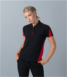Finden & Hales Ladies Club Poly/Cotton Piqué Polo Shirt