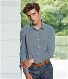 Premier Gingham Long Sleeve Shirt