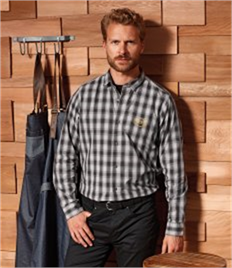 Premier Mulligan Check Long Sleeve Shirt