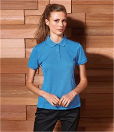 Premier Ladies Coolchecker® Plus Piqué Polo Shirt