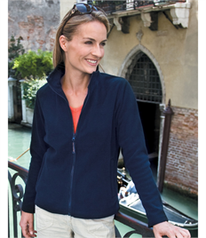 Result La Femme High Grade Microfleece Jacket
