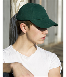 Reuslt Low Profile Heavy Brushed Cotton Cap