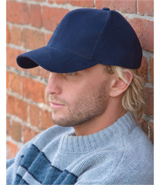 Result Headwear Pro-Style Brushed Cotton Cap
