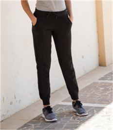 SF Ladies Cuffed Jog Pants