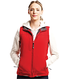 Regatta Ladies Flux Soft Shell Bodywarmer