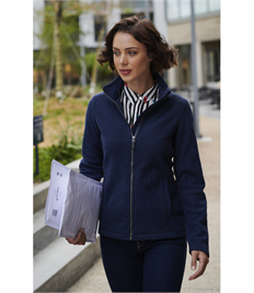 Regatta Lady Parkline Mini Stripe Fleece