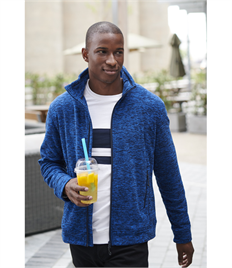 Regatta Mens Thornly Marl Fleece