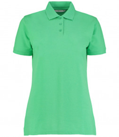 Kustom Kit Ladies Klassic Poly/Cotton Piqué Polo Shirt