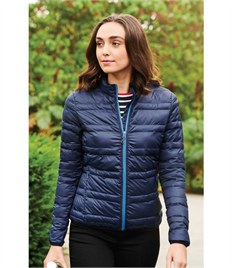 Firedown Women's Down-Touch Insulated Jacket