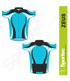Sublimation Cycling Jersey (Zeus)
