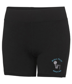 Briton Ferry Netball - Base Shorts (Training Shorts)
