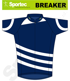 Sublimation Cycling Jersey (Breaker)