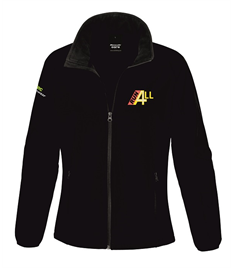 RUN4ALL- Women's Soft Shell Jacket