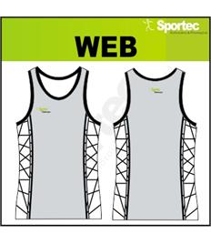 Sublimation Athletic Vest - WEB