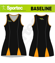 Sublimation Netball Dress (Baseline)