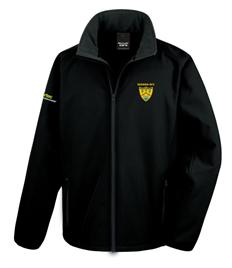 Skewen RFC - Men's Soft Shell Jacket