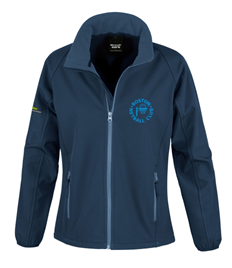 Boston Netball Club Soft Shell Jacket
