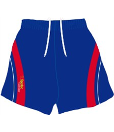 Sublimation Rugby Shorts (Overlord)
