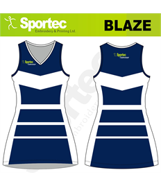 Sublimation Netball Dress (Blaze)