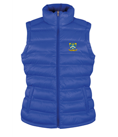 Briton Ferry RFC Padded Gilet
