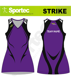 Sublimation Netball Dress (Strike)
