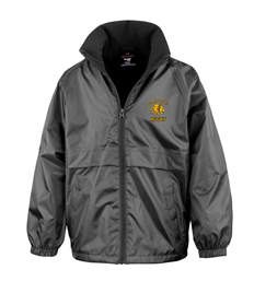 Dulais Valley Rugby Showerproof Jacket (Adult)