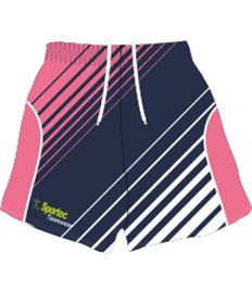 Sublimation Rugby Shorts (Nation)