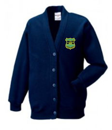Alderman Davies School Cardigan (Adult Sizes)