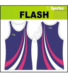 Sublimation Athletic Vest - FLASH