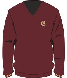Cefn Saeson V-Neck Pullover (Sizes Large - XXL)