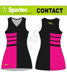 Sublimation Netball Dress (Contact)