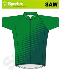 Sublimation Cycling Jersey (Saw)