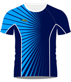 Sublimation Rugby Jersey (Rays)