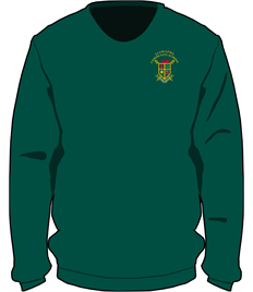 Llangatwg Crew Neck Sweatshirt (Age 9-10 to 11-12