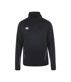 10 x CANTERBURY 1/4 ZIP MENS MID LAYER TRAINING TOP